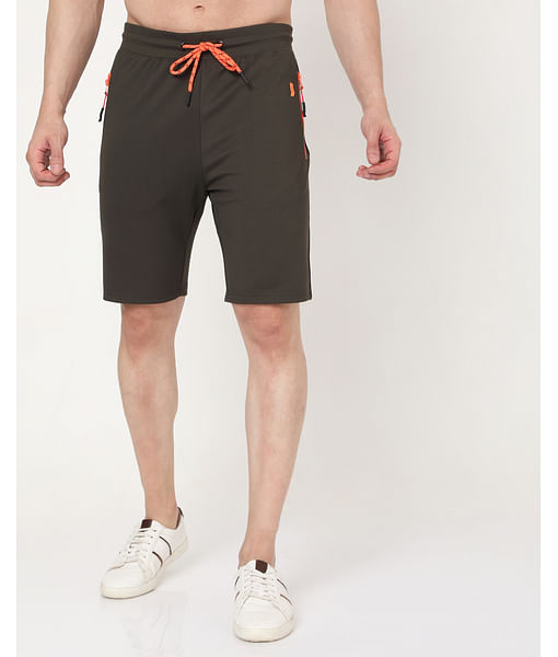 Men's Scott Fluo In Slim Fit Shorts