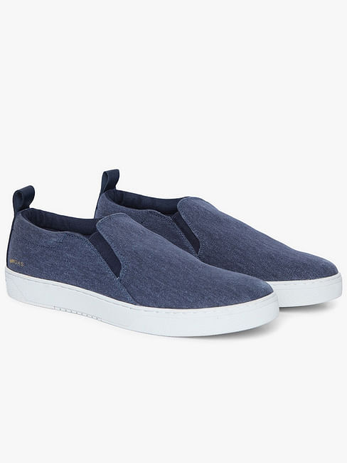 Low-Top Slip-On Casual Shoes