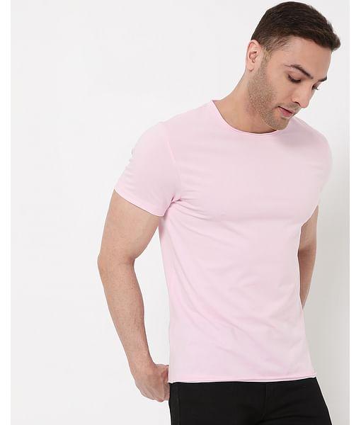 Men's Scuba Basic In Crew Neck T-Shirt
