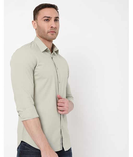 Men's Andrew J In Slim Fit Shirt
