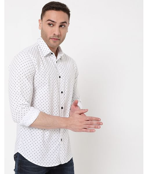 Men's Sir Det In Slim Fit Shirt