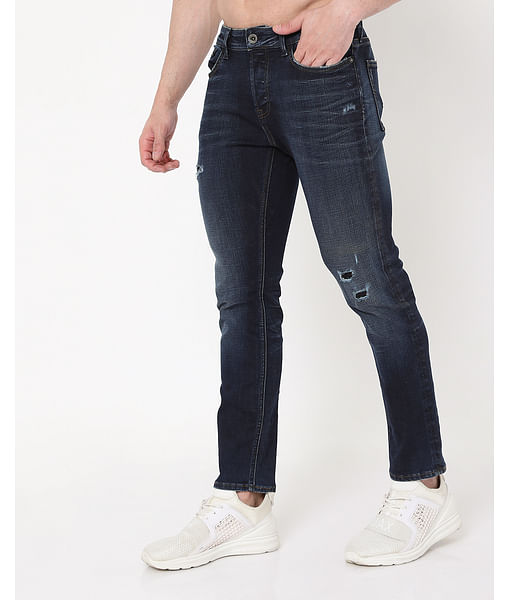 Men's Norton Carrot Tapered Fit Jeans
