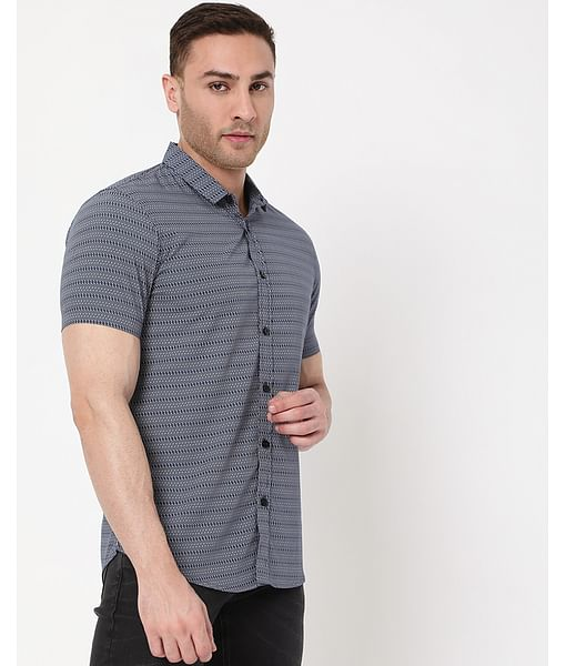Men's Sharp In Slim Fit Shirt