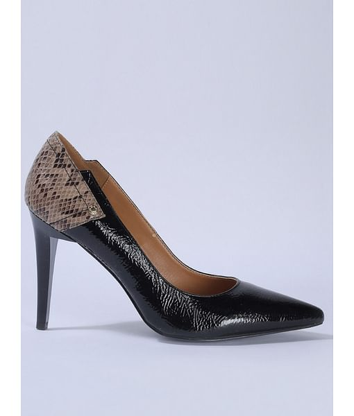 Women's pointed Gwyneth Heeled shoes