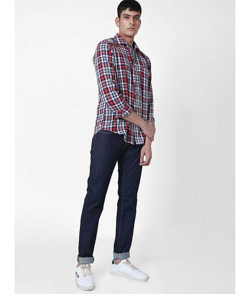 Men's Anders Slim Fit Blue Jeans