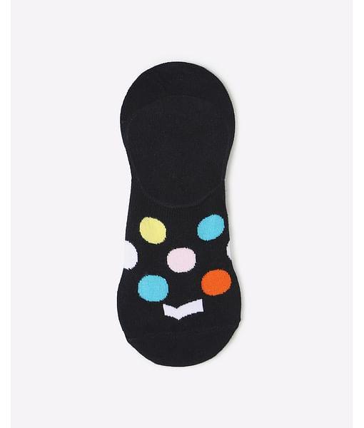 Men's Jordan Polka Black Socks