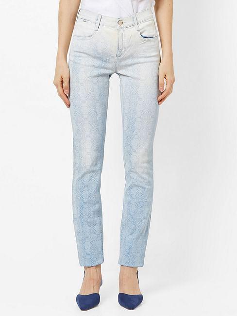 Women's printed Sophie jeans
