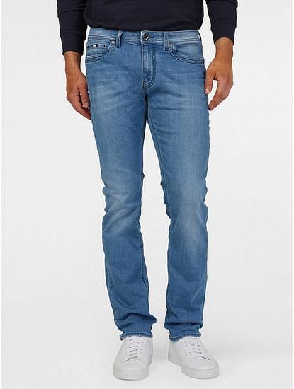 Men's Albert RS.A Slim Fit Blue Jeans