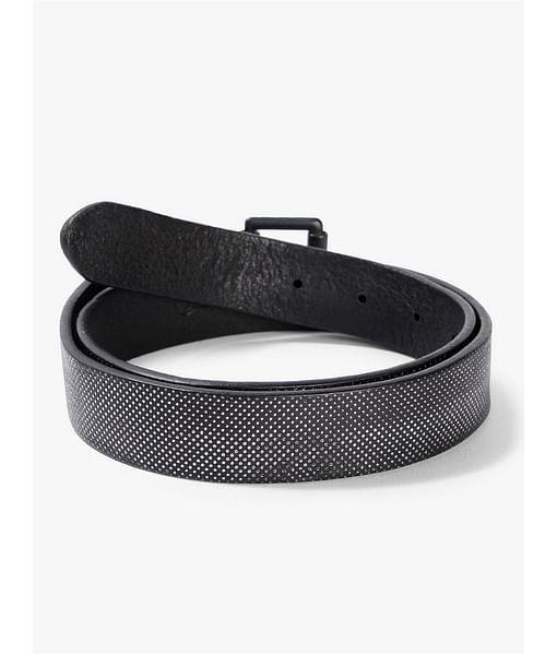 Women's solid colour Lucye belt