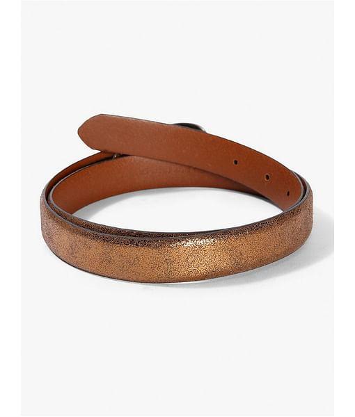 Women's solid colour Susye belt