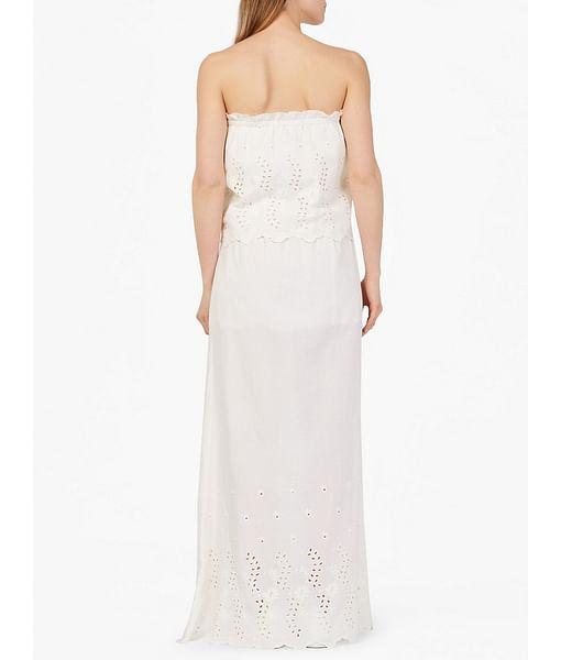 Women's regular fit sleeveless Blues dress