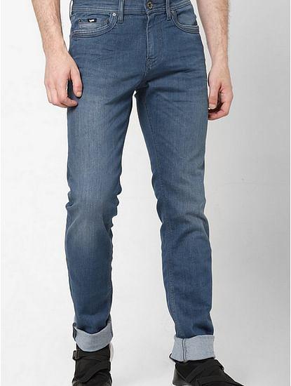 Men's Albert RS.A Slim Fit Mid blue Jeans