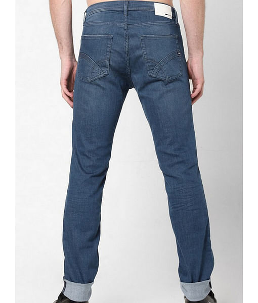 Men's Albert RS.A Slim Fit Mid blue Jeans