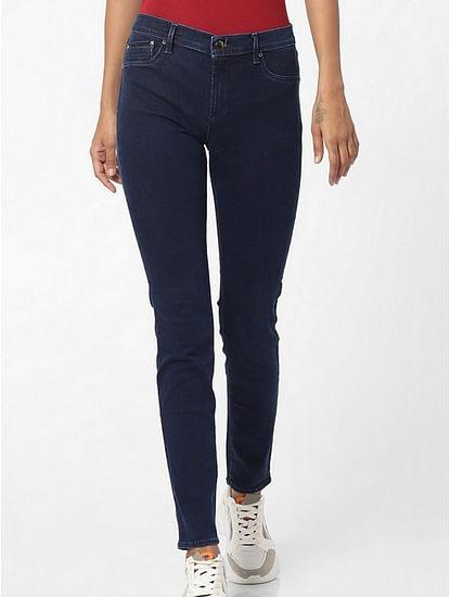 Women's Sumatra skinny fit mid rise jeans
