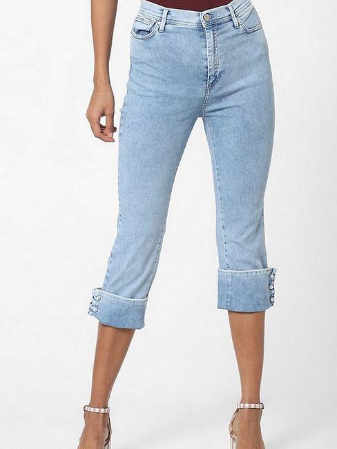 Women's Soraia X capri jeans