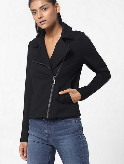 Women's full sleeves collared Ava jacket