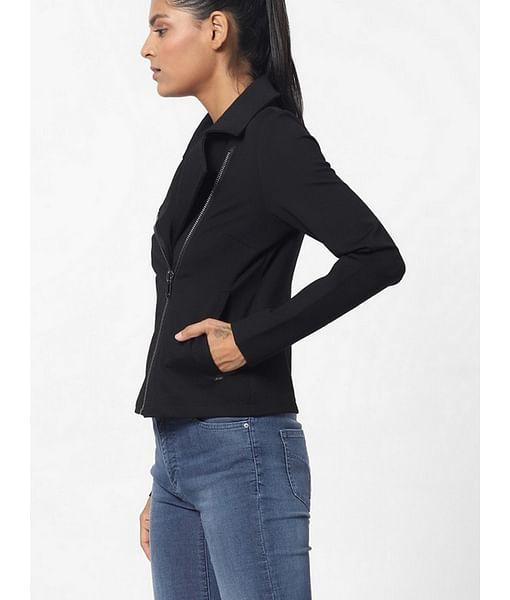 Women's full sleeves collared Ava jacket