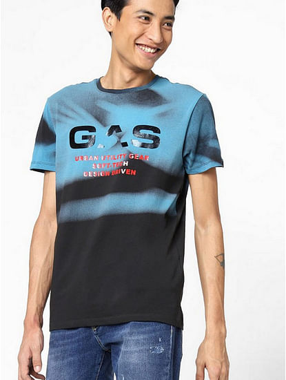 Scuba Td Crew-Neck T-shirt with Branding