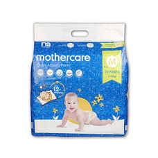 Mothercare Diaper Pants Extra Absorb Medium- 70 pcs