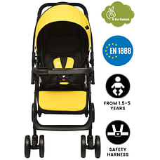 R for Rabbit Cuppy Cake Grand Stroller