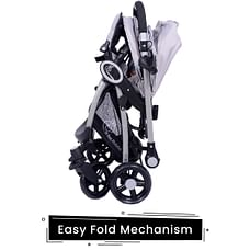 R for Rabbit Chocolate Ride Stroller