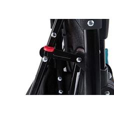 Nuluv Reversible Stroller - Dark Cyan