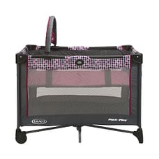Graco Pnp Base Brittany Travel Cot