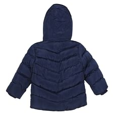 Boys Full sleeves Jacket - Blue