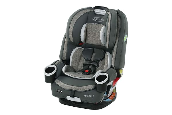 Graco forever DLX 4 in 1 Car Seat Gray