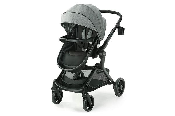 Graco Modes Nest Baby Stroller Gray