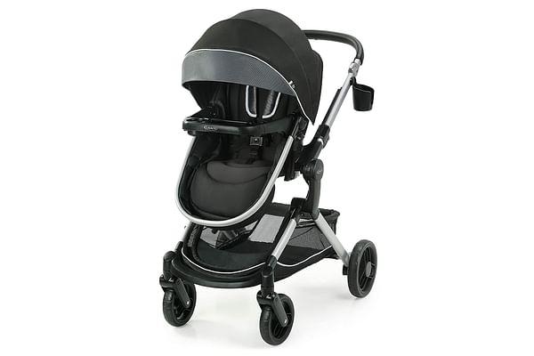 Graco Modes Nest Baby Stroller Black