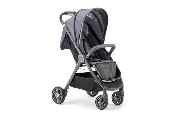 Pali Light Premium Connection 4 Grey Baby Stroller