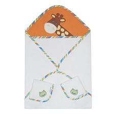 Abracadabra Hooded Towel Set - Head & Tail