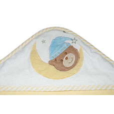 Abracadabra Hooded Towel Set - Naptime Teddy