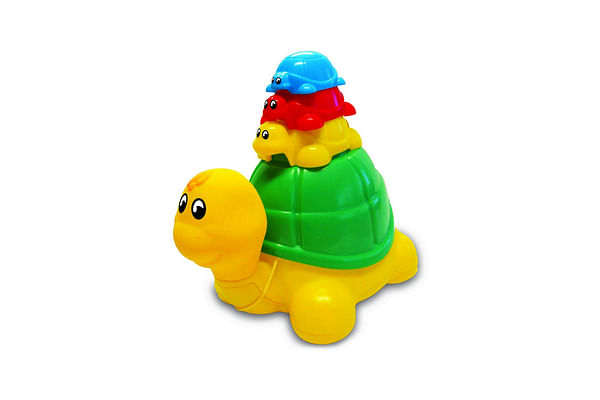 Ride 'N Hide Turtle