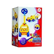 Giggles Funskool Walk 'N Drive Truck