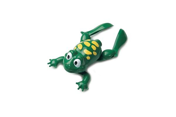 Hamleys Swimming Frog Bath Toy (Green)