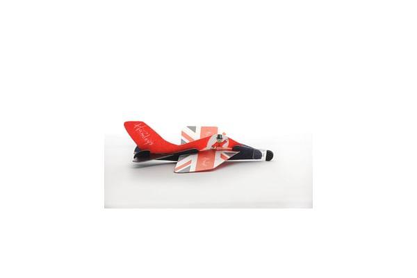 Hamleys Union Jack Hand Glider Planes