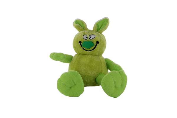 Hamleys M And S Ziggles Soft Toy (Green)
