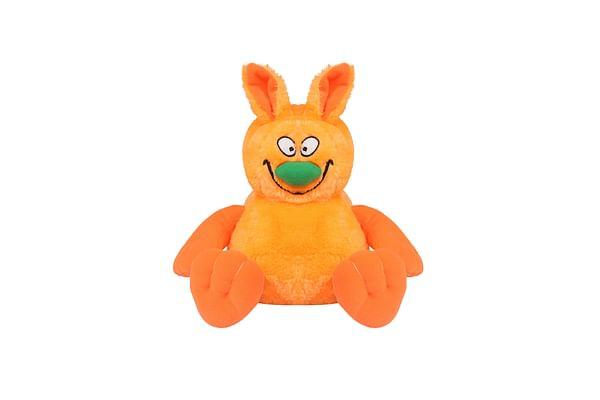 Hamleys M And S Ziggles Soft Toy (Orange)