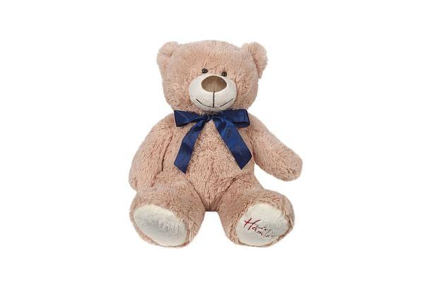 Hamleys Madeira Teddy Bear Soft Toy (Brown)
