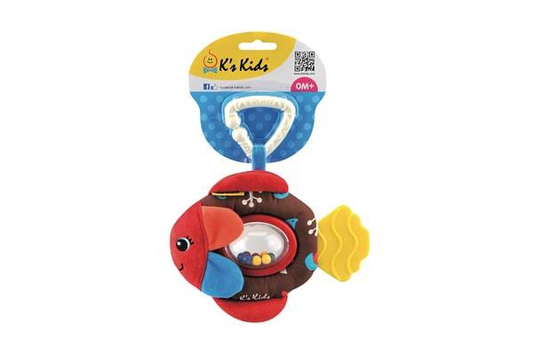 K'S Kids Rattling Flippo