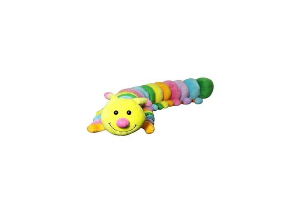 Soft Buddies Caterpillar Jungle Animal Car Rear Tray Table Soft Toy (Xl)