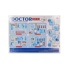 Hamleys Doctor Set Blue, Multi Color