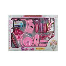 Hamleys Doctor Set (Pink)
