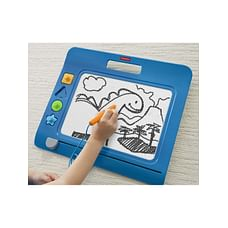 Fisher Price Doodle Pro Slim, Blue