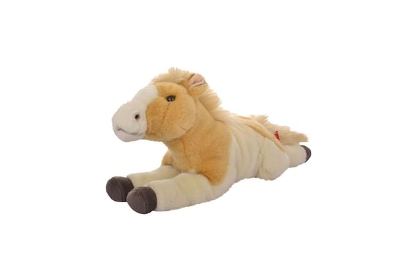 Hamleys Lying Horse Soft Toy (Brown)