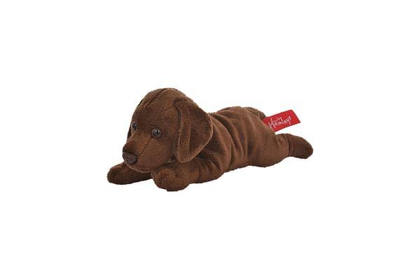 Hamleys Labrador Plush Toy, Brown (3-Inch)