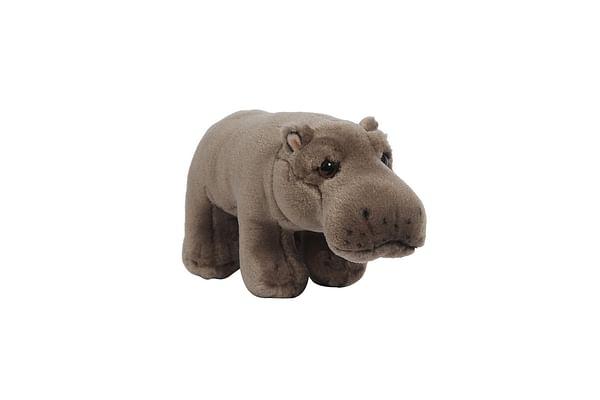 Hamleys Baby Hippo Soft Toy (Brown)