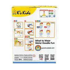 K'S Kids What To Wear Water Doodle Fun, Wayne, Multi Color